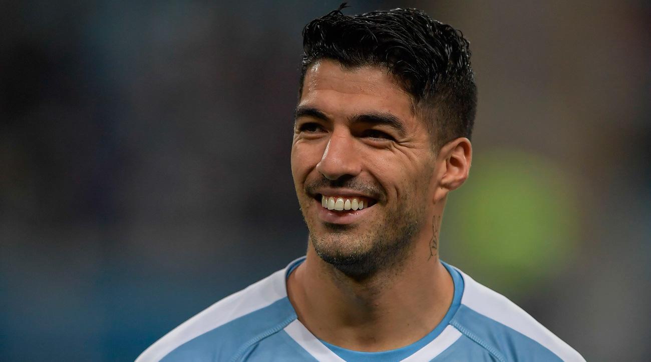 Uruguay plays Chile at Copa America