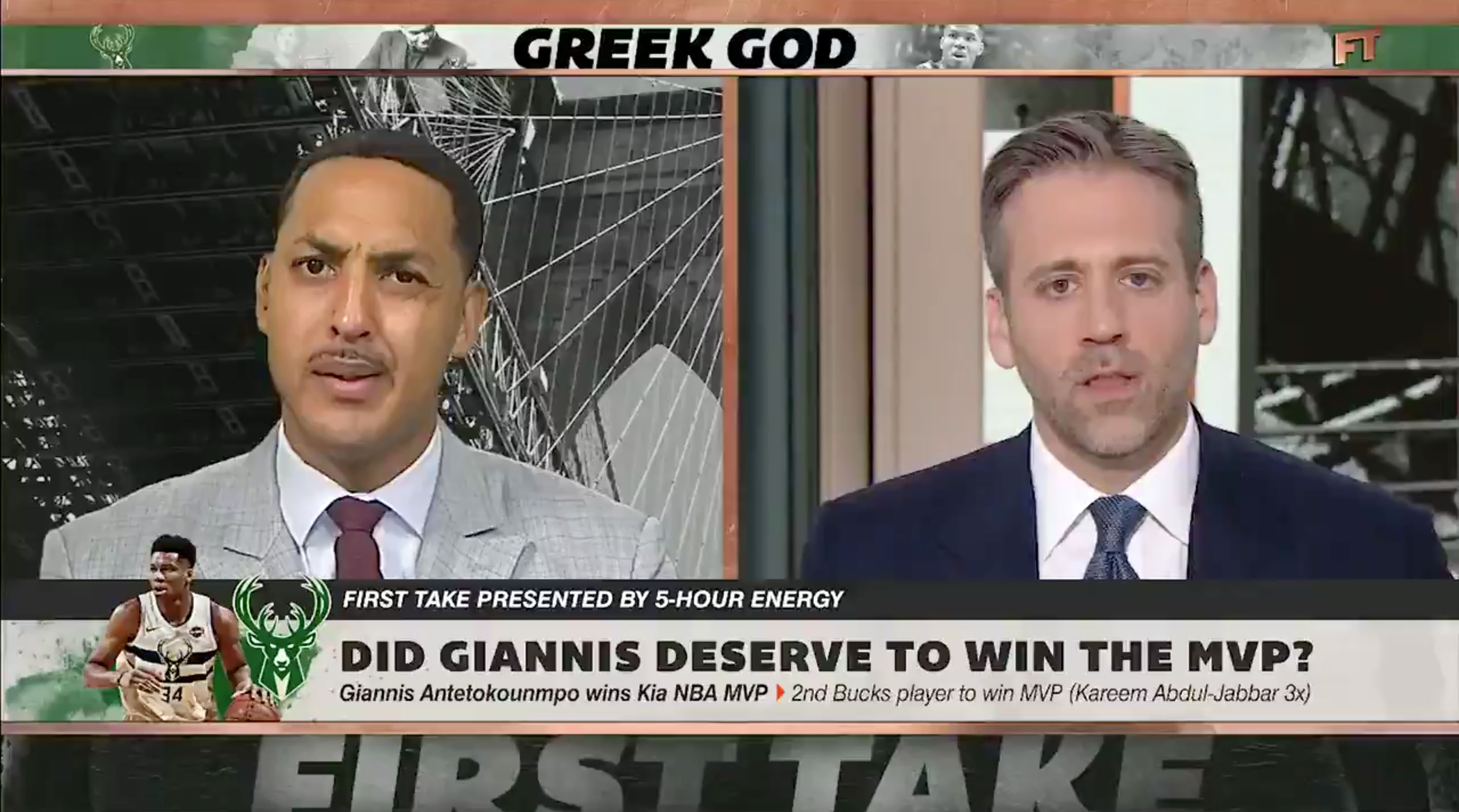 Max Kellerman roasts Ryan Hollins