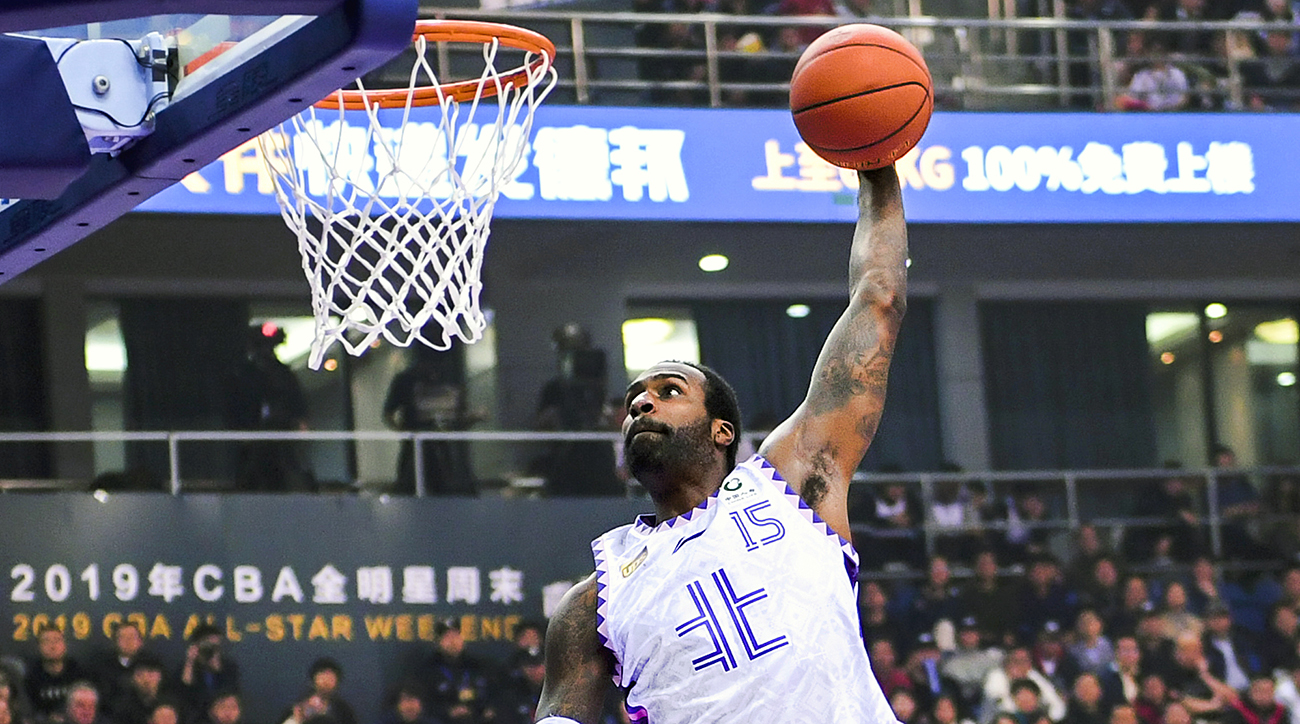 2019 Chinese Basketball Association (CBA) Allstar Game