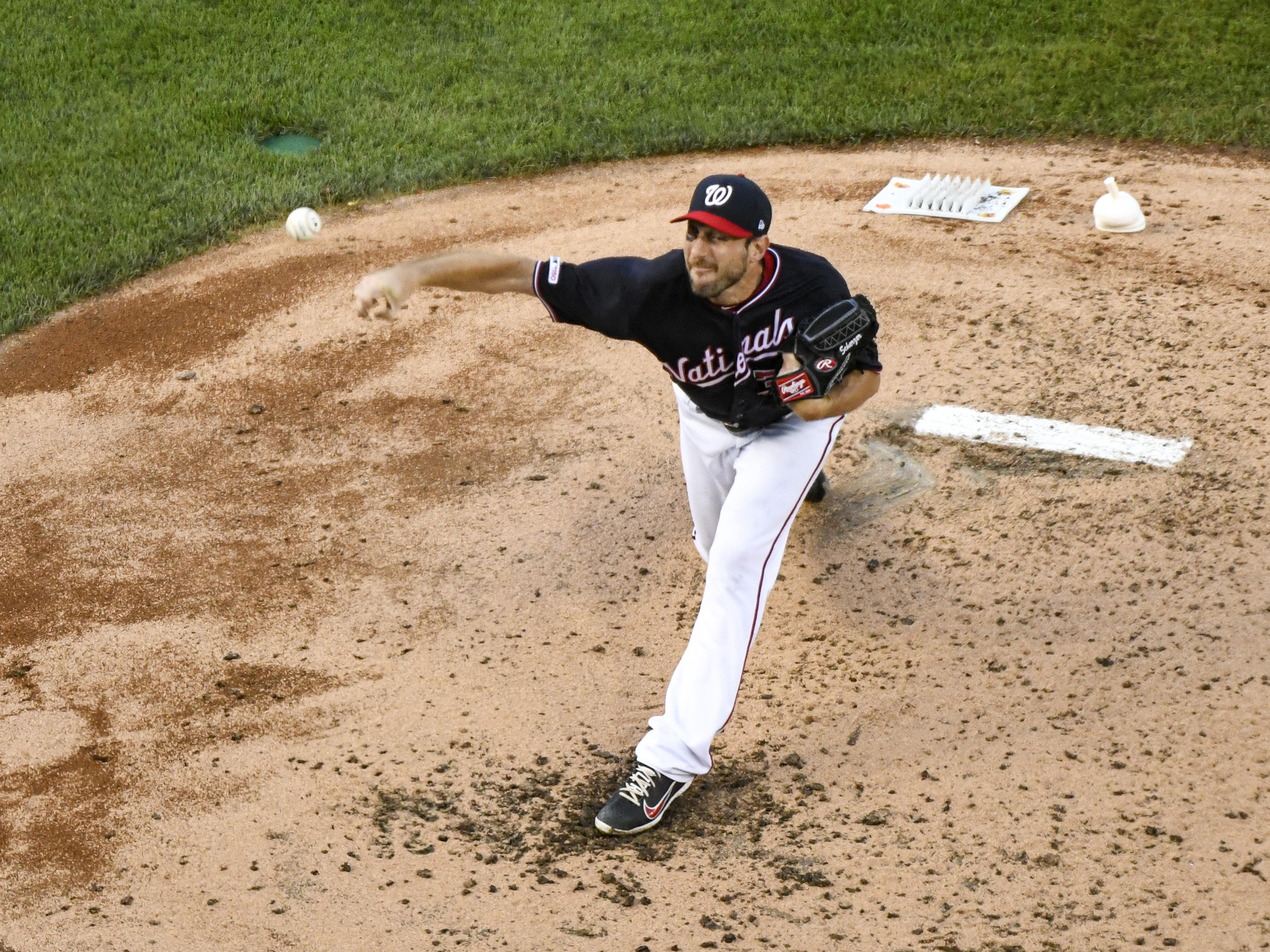 MLB: JUN 19 Phillies at Nationals