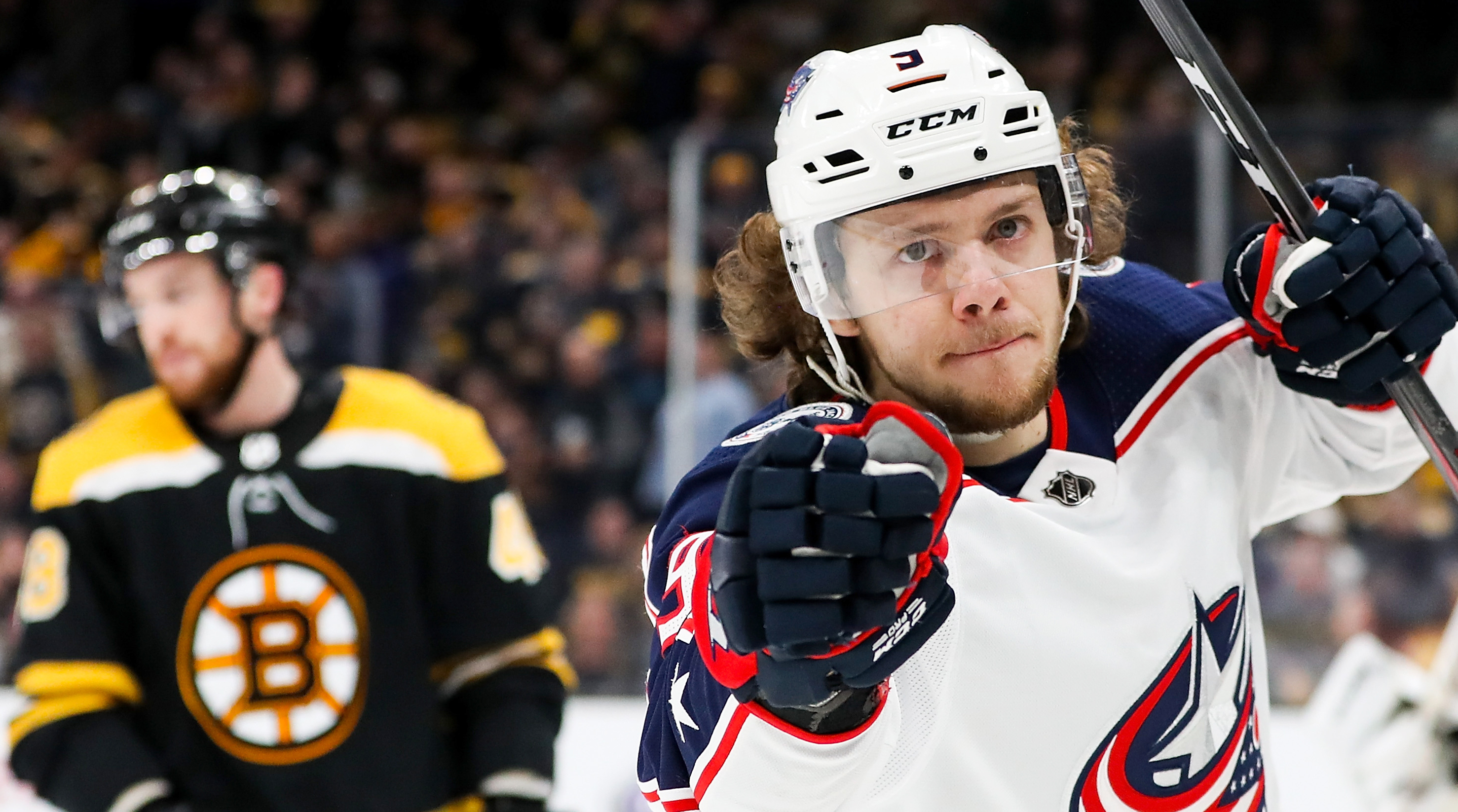 Columbus Blue Jackets v Boston Bruins - Game Two