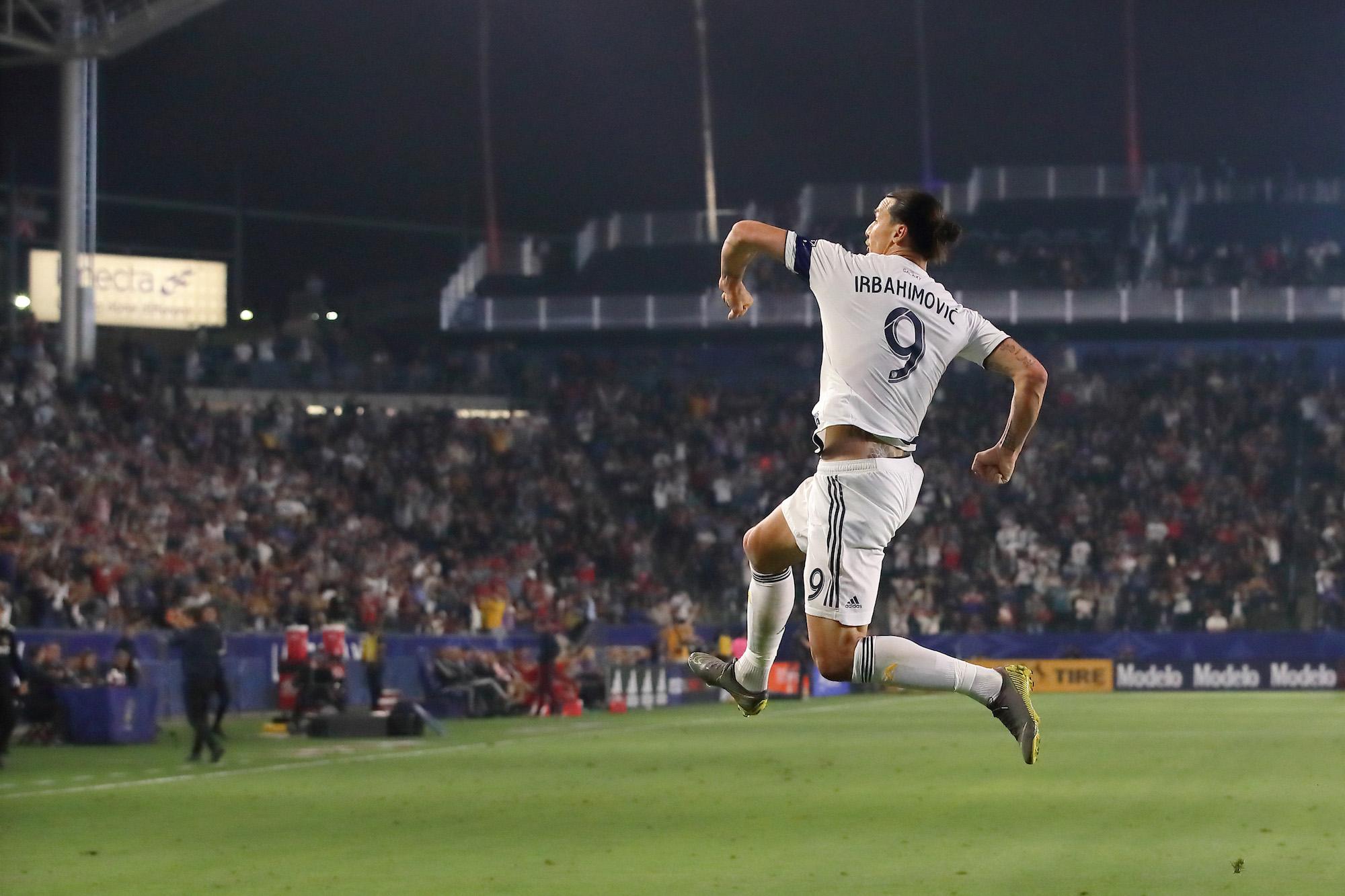 Toronto FC v Los Angeles Galaxy