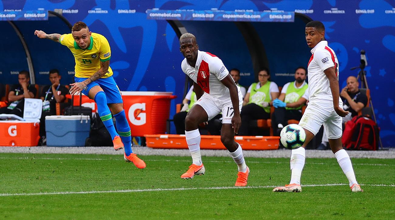 Brazil faces Peru in the Copa America final