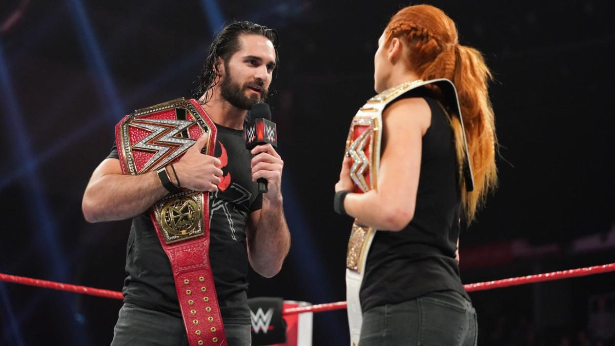 WWE Raw July 8 preview: Becky Lynch & Seth Rollins vs Andrade & Zelina