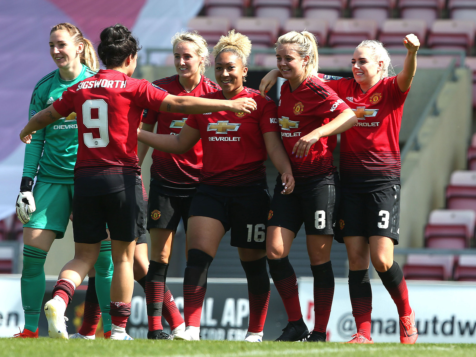 Man United women have enjoyed a successful start after launching their team