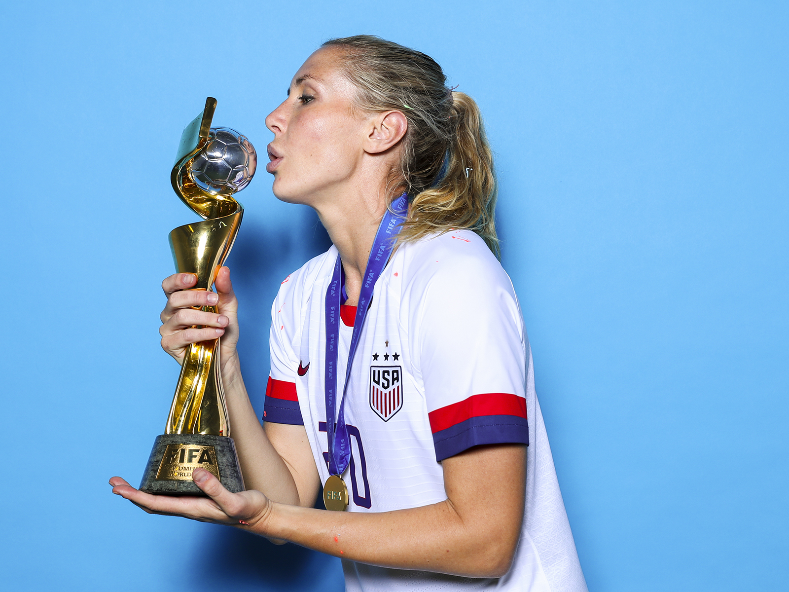 soccer, uswnt, 2019 women's world cup, alex morgan, megan rapinoe, Rose Lavelle, julie ertz, united states, usa, wire