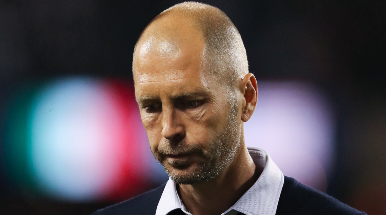 Gregg Berhalter and the USMNT finish as runner-up in the Gold Cup