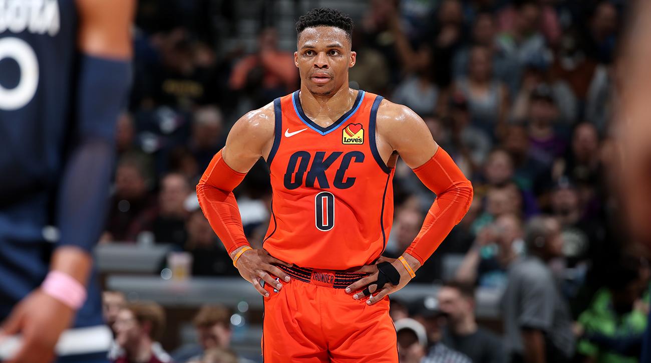 Oklahoma City Thunder v Minnesota Timberwolves