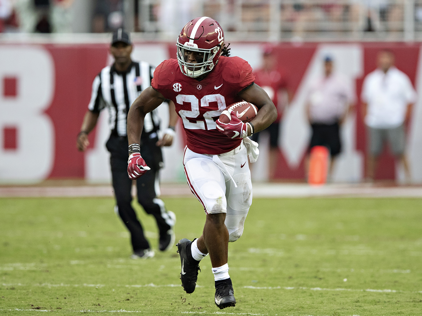 Alabama RB Najee Harris