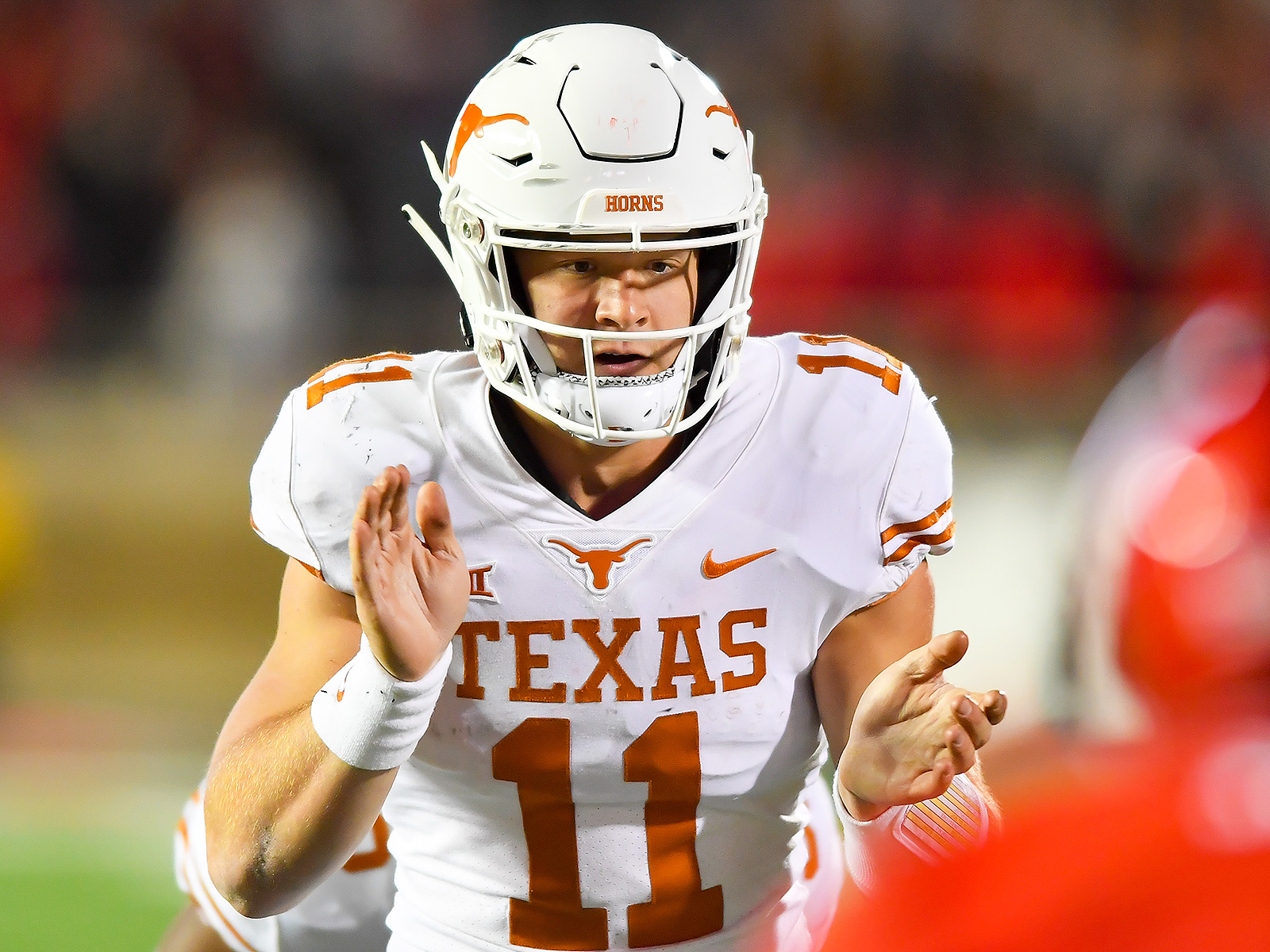 College football best players top 100 Texas Sam Ehlinger
