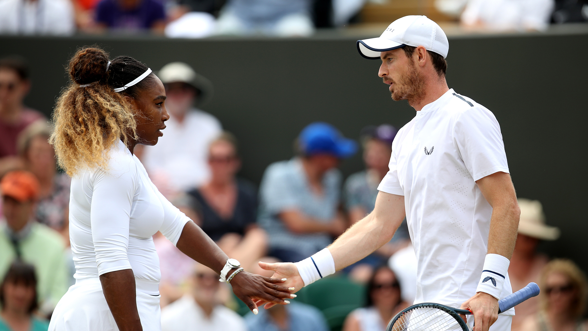 Serena Williams Andy Murray