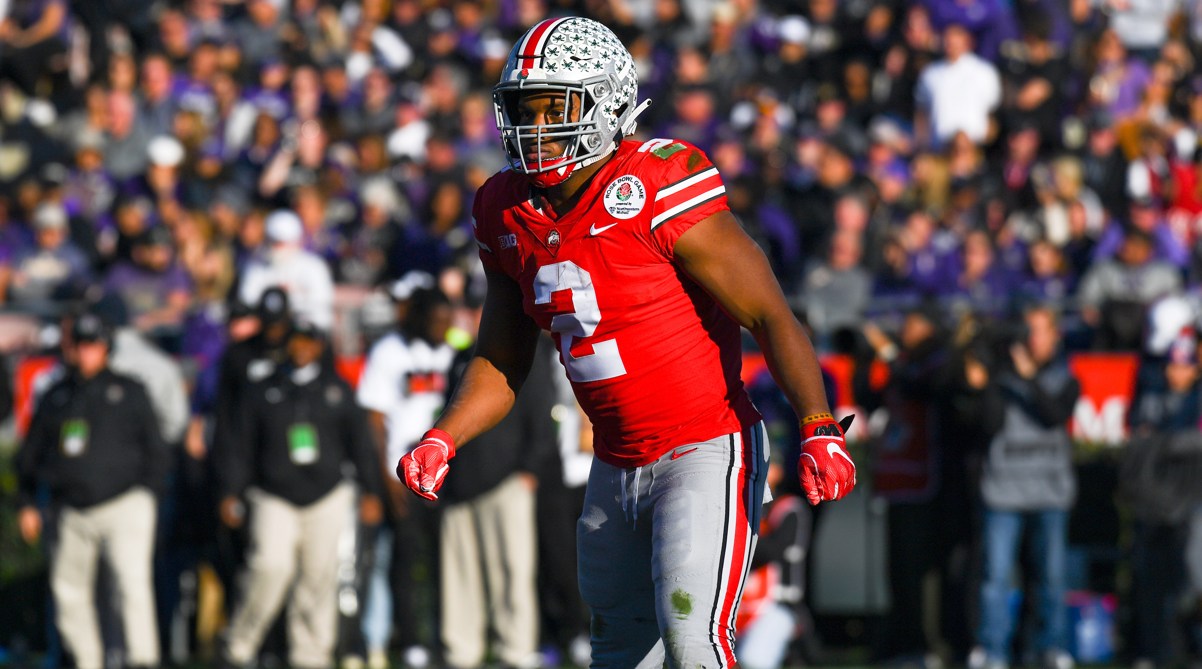 Ohio State's Chase Young