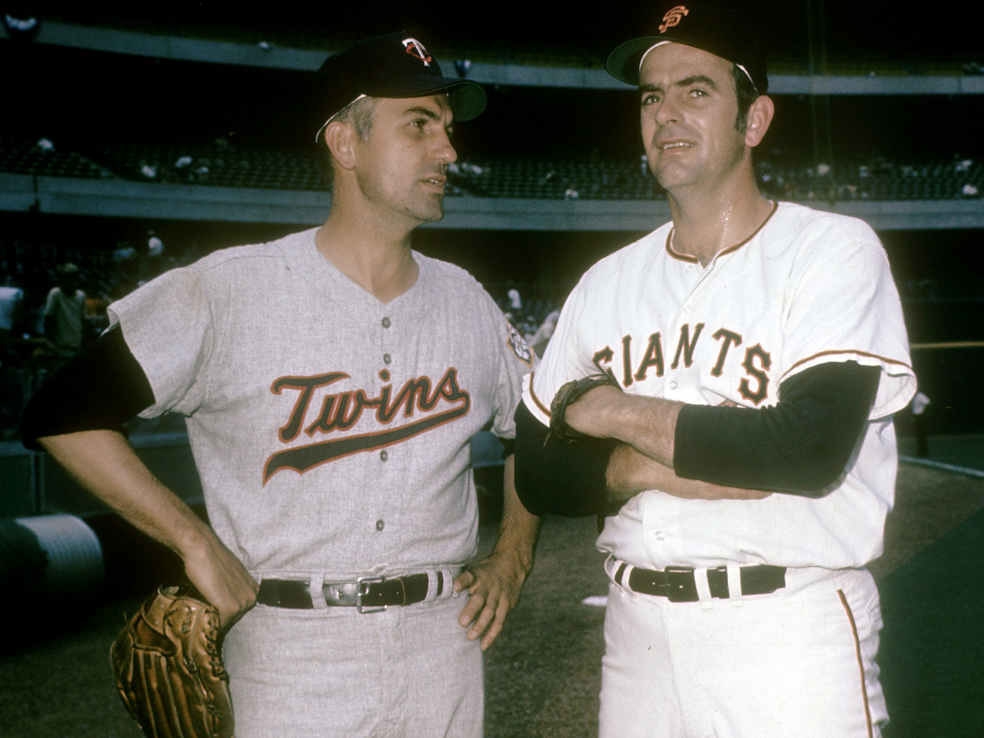 MLB Allstar game: American League v National League, July 14, 1970