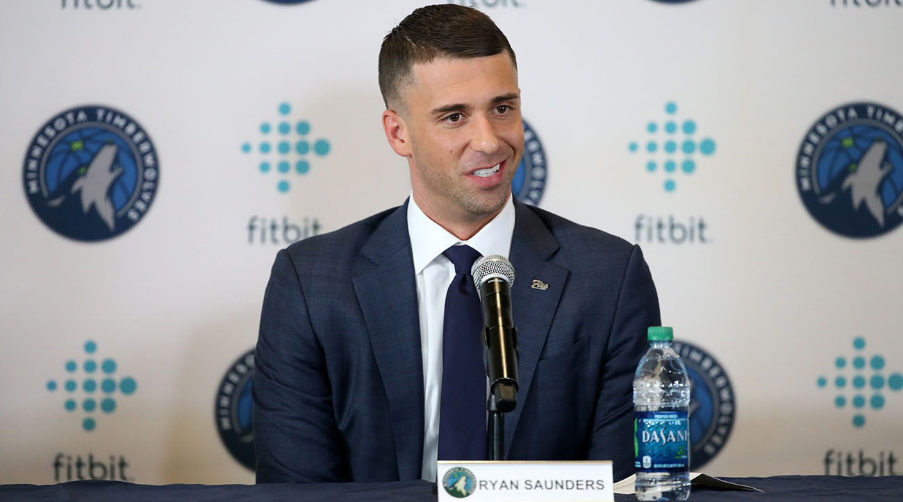 Minnesota Timberwolves Introduce Ryan Saunders
