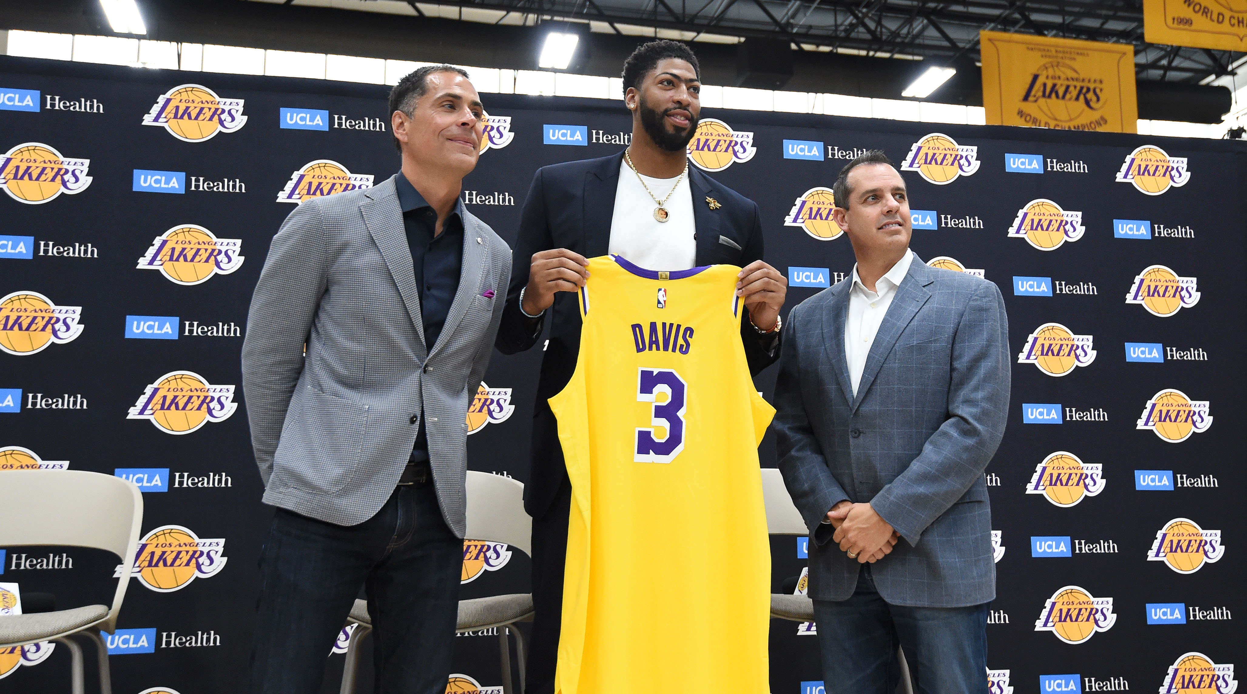 Nba Free Agency 2020 Anthony Davis Draymond Green And The