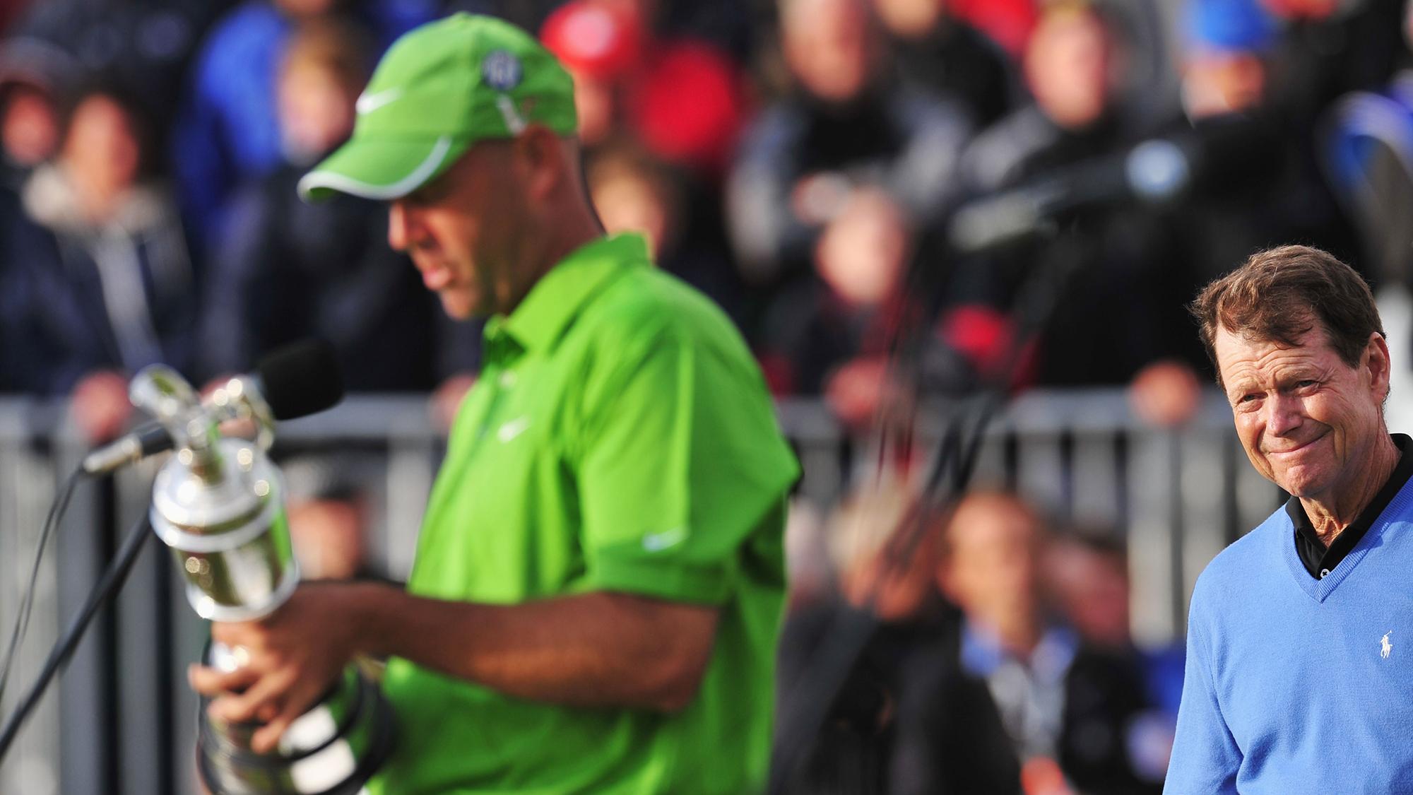 Stewart Cink 2009 British Open