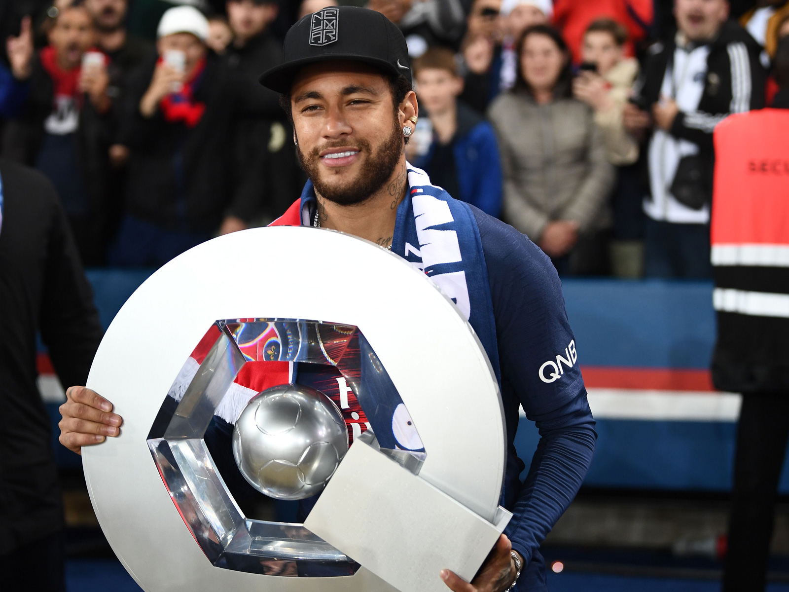 Neymar could be on the move from PSG