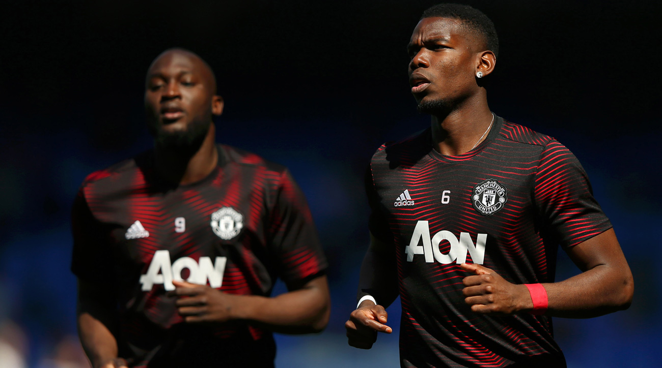 Paul Pogba and Romelu Lukaku could be on their way out of Manchester United