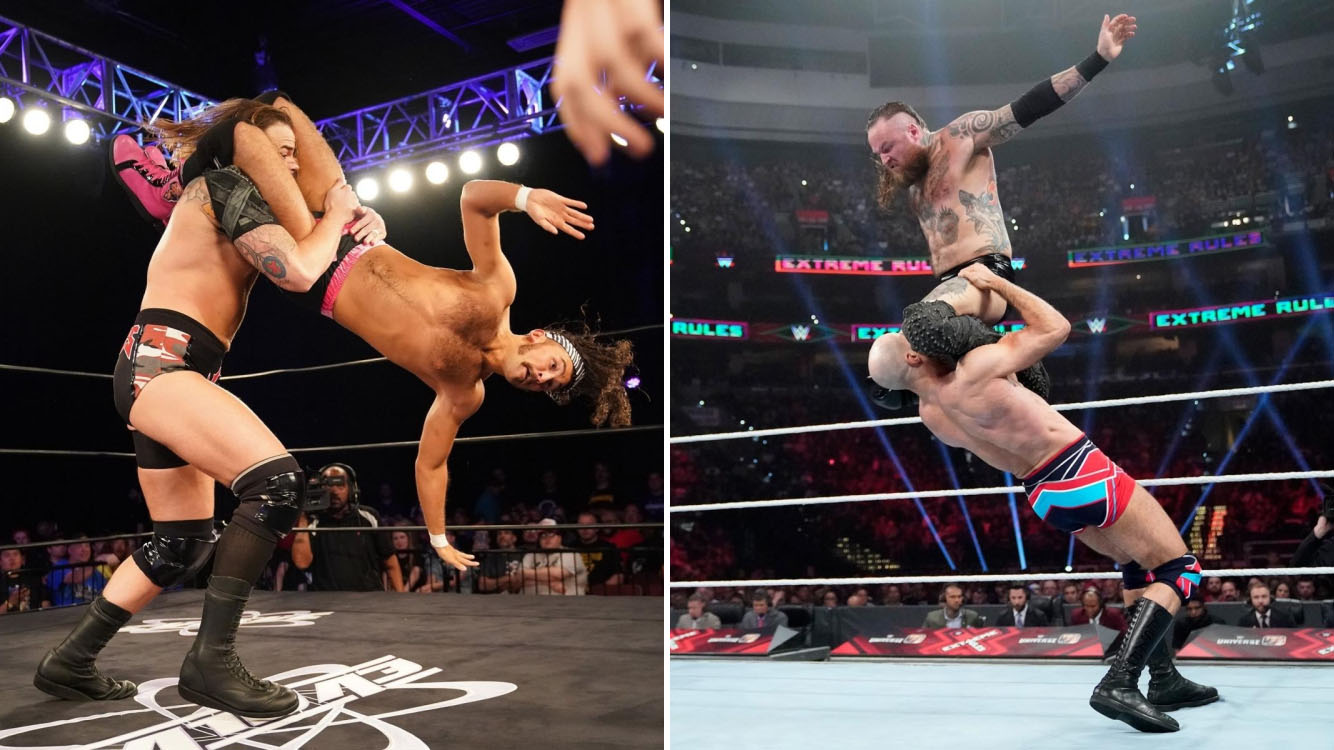 Wrestling news: WWE Extreme Rules, G1, AEW, Evolve recap