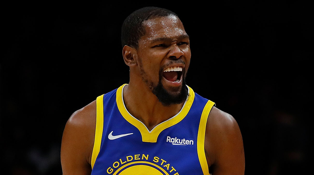 Kevin Durant loved the way the Nets played