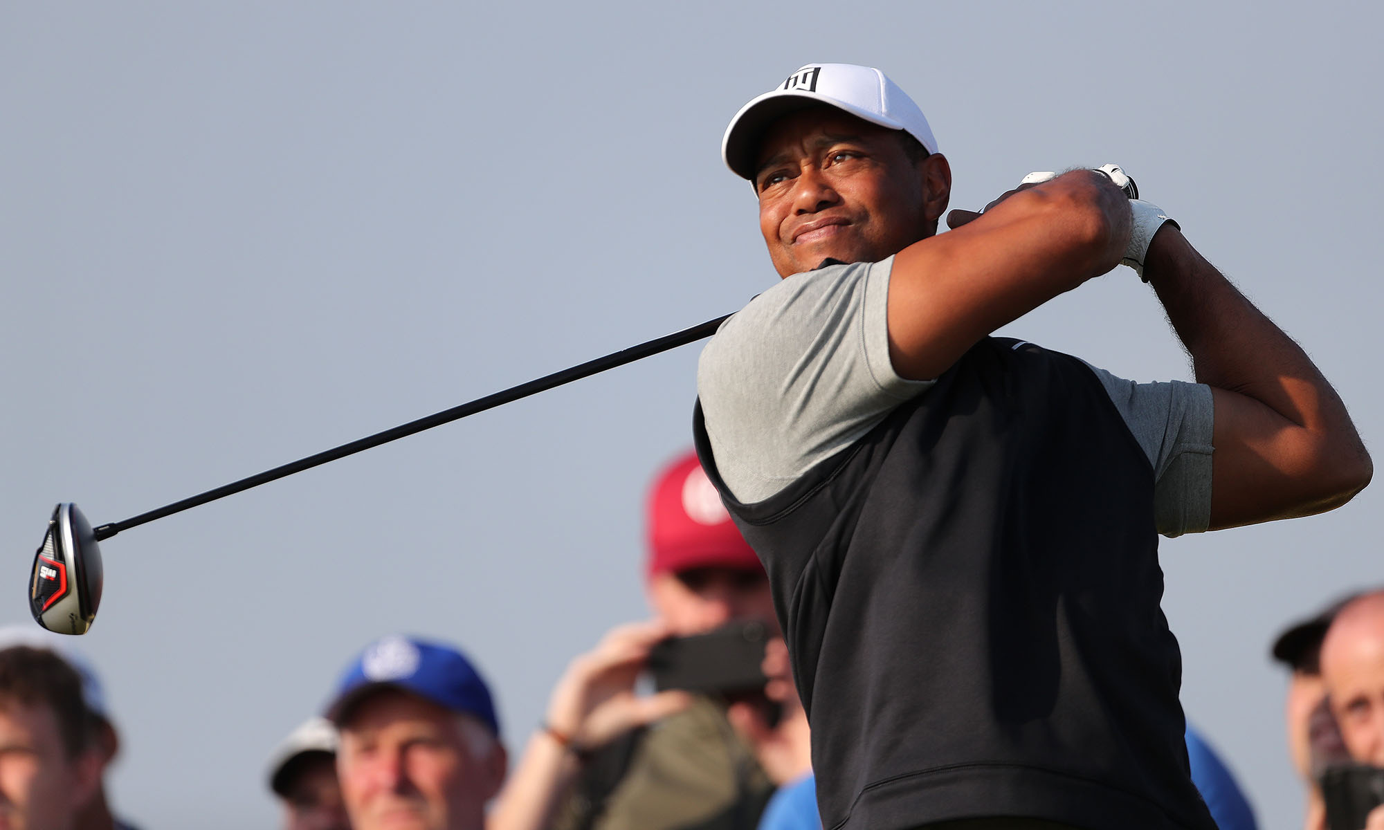 Brooks Koepka Ghosted Tiger Woods Before the British Open