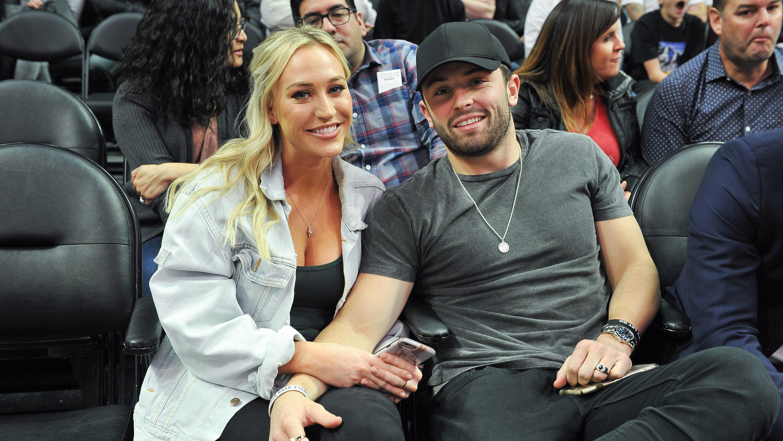 Baker Mayfield wife: Browns QB met Emily Wilkinson on Instagram