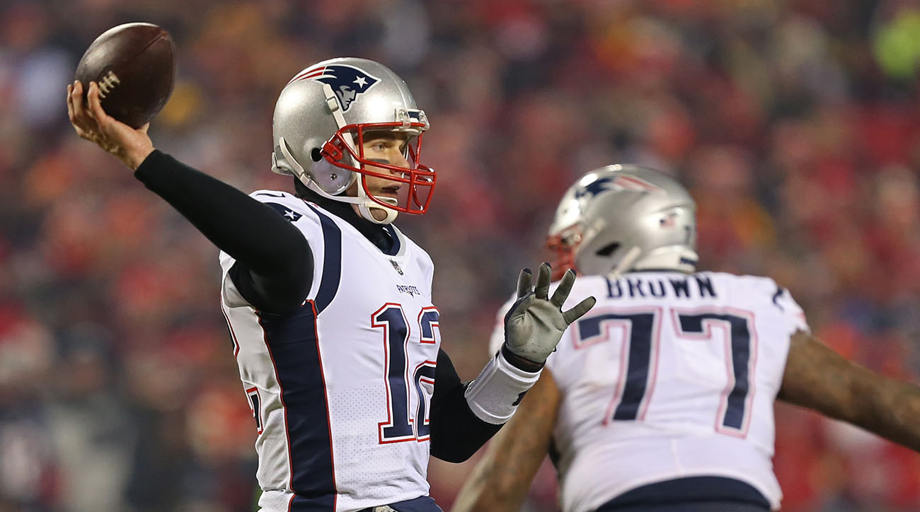 Chiefs fan who used laser pointer on Tom Brady fined