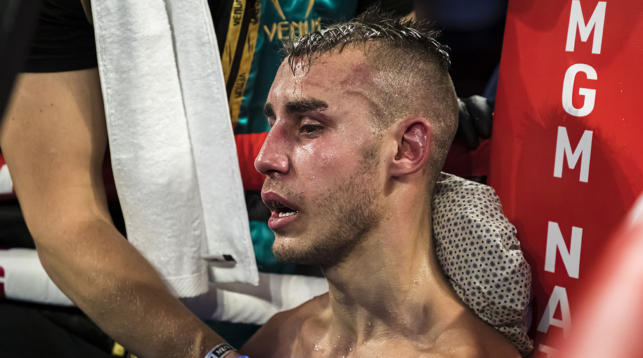 Dadashev undergoes brain surgery after loss to Matias