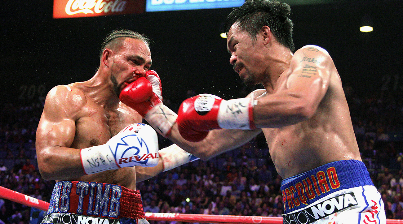 Manny Pacquiao: Thurman win th...