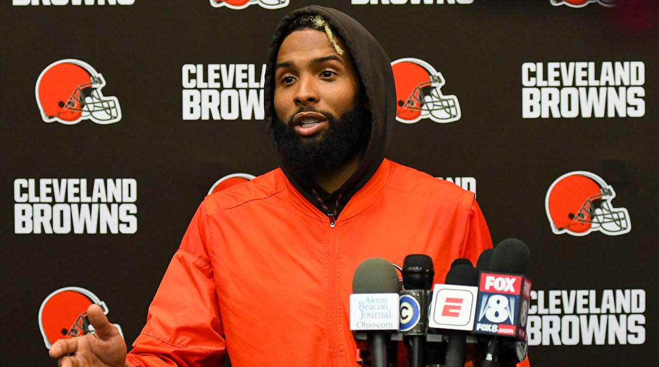 Odell Beckham Jr, Cleveland Browns