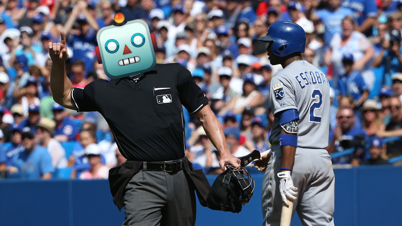 Robot umpires: New baseball innovation points towards society's demise