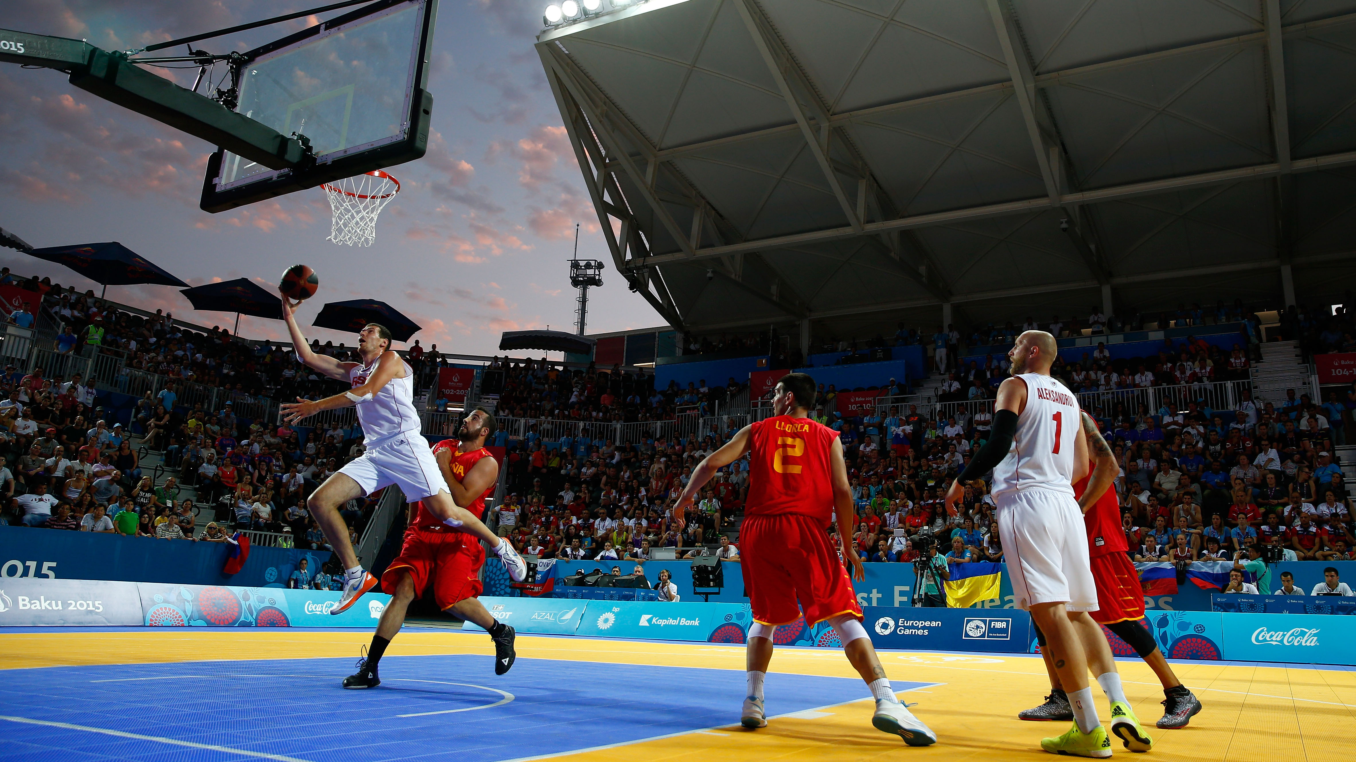 Olympic 3-on-3 basketball scoring: Mistake to play games with 1s and 2s