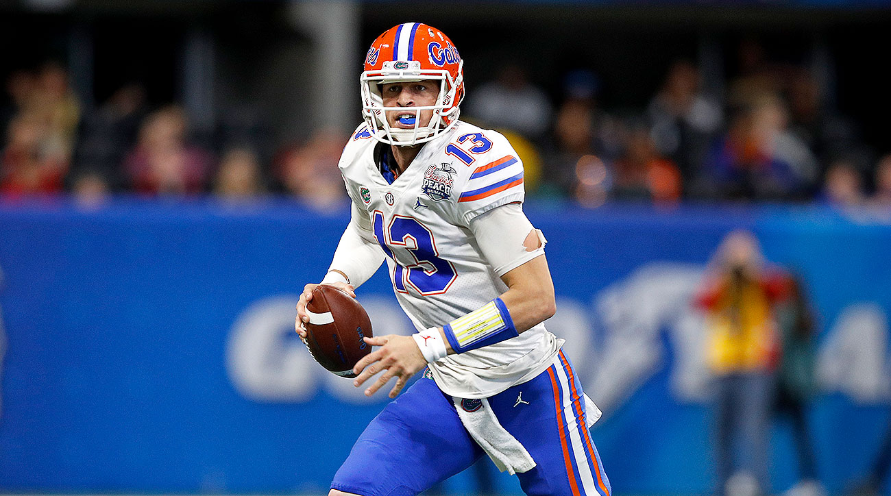 SEC football win totals odds Florida Gators