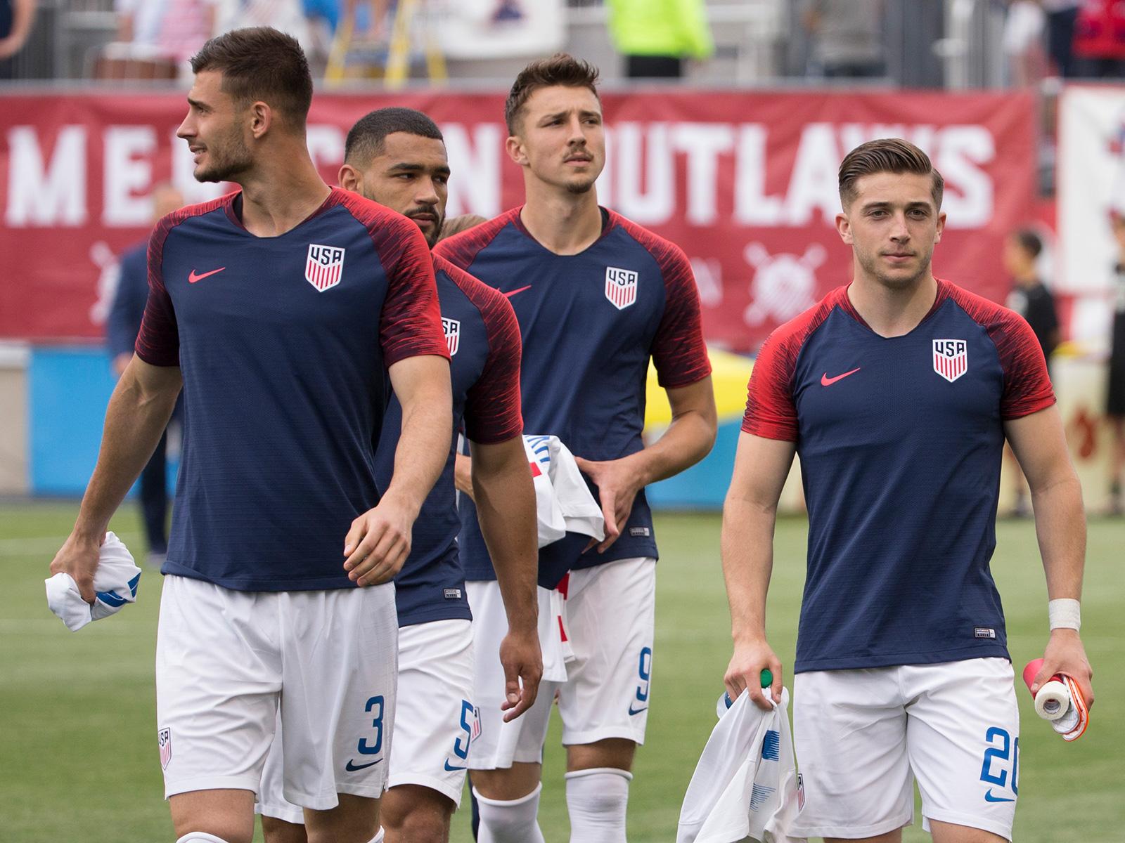 Matt Miazga, Cameron Carter-Vickers, Andrija Novakovich and Lynden Gooch are eyeing bigger seasons for their clubs