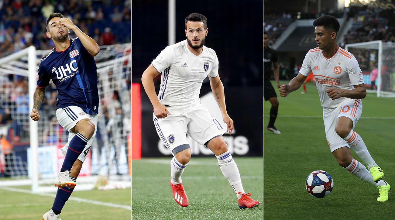 The New England Revolution and San Jose Earthquakes are soaring, while Atlanta United has more drama with a star playmaker