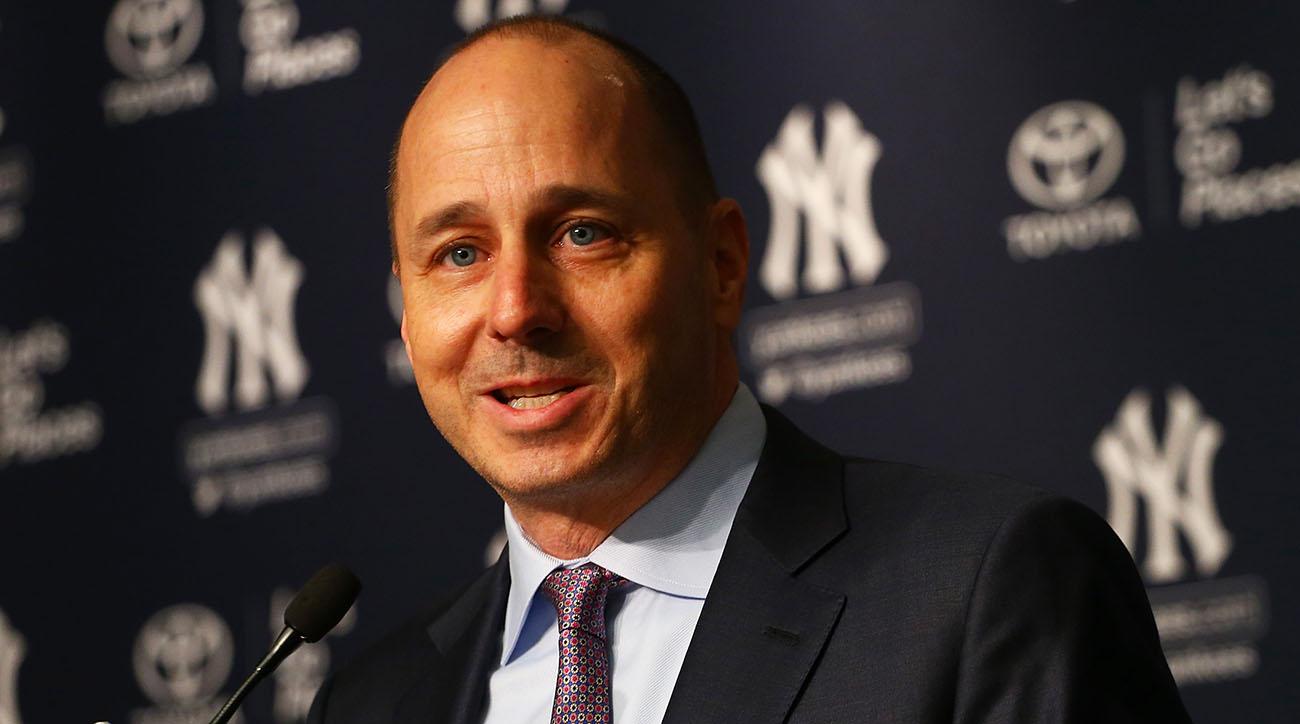 Brian Cashman discusses trade deadline for Yankees
