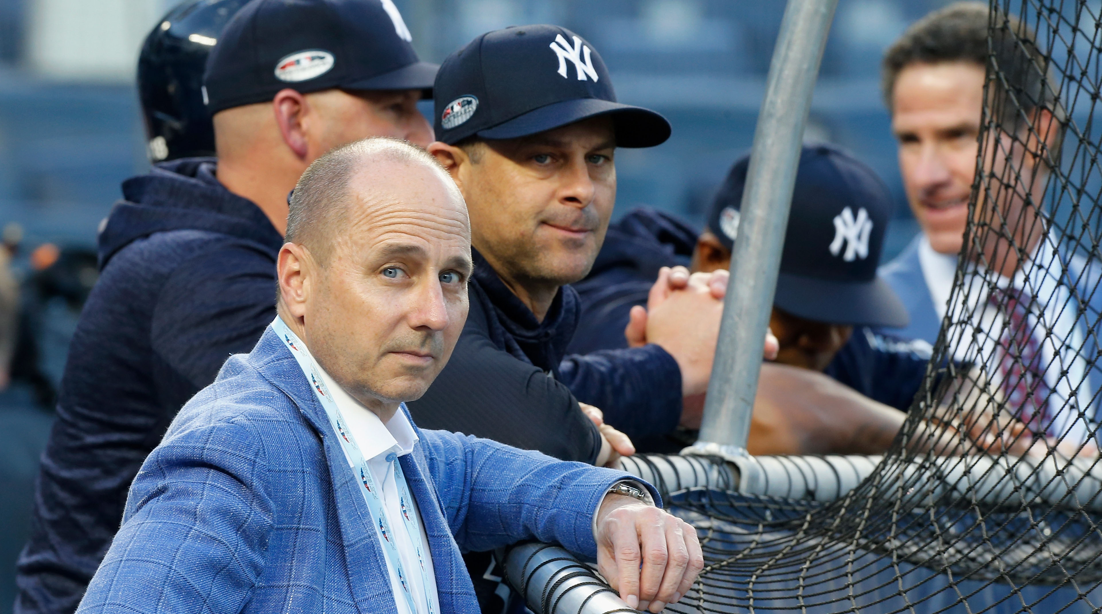 Brian Cashman called out for trade deadline moves