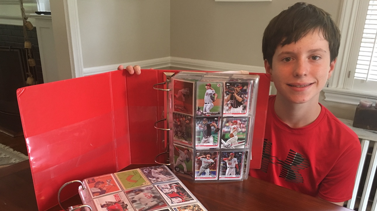 Kid Reporters Talk Trading Cards Si Kids