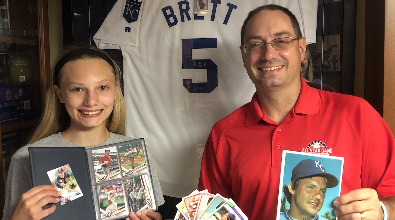 How I Started My Baseball Card Collection Si Kids