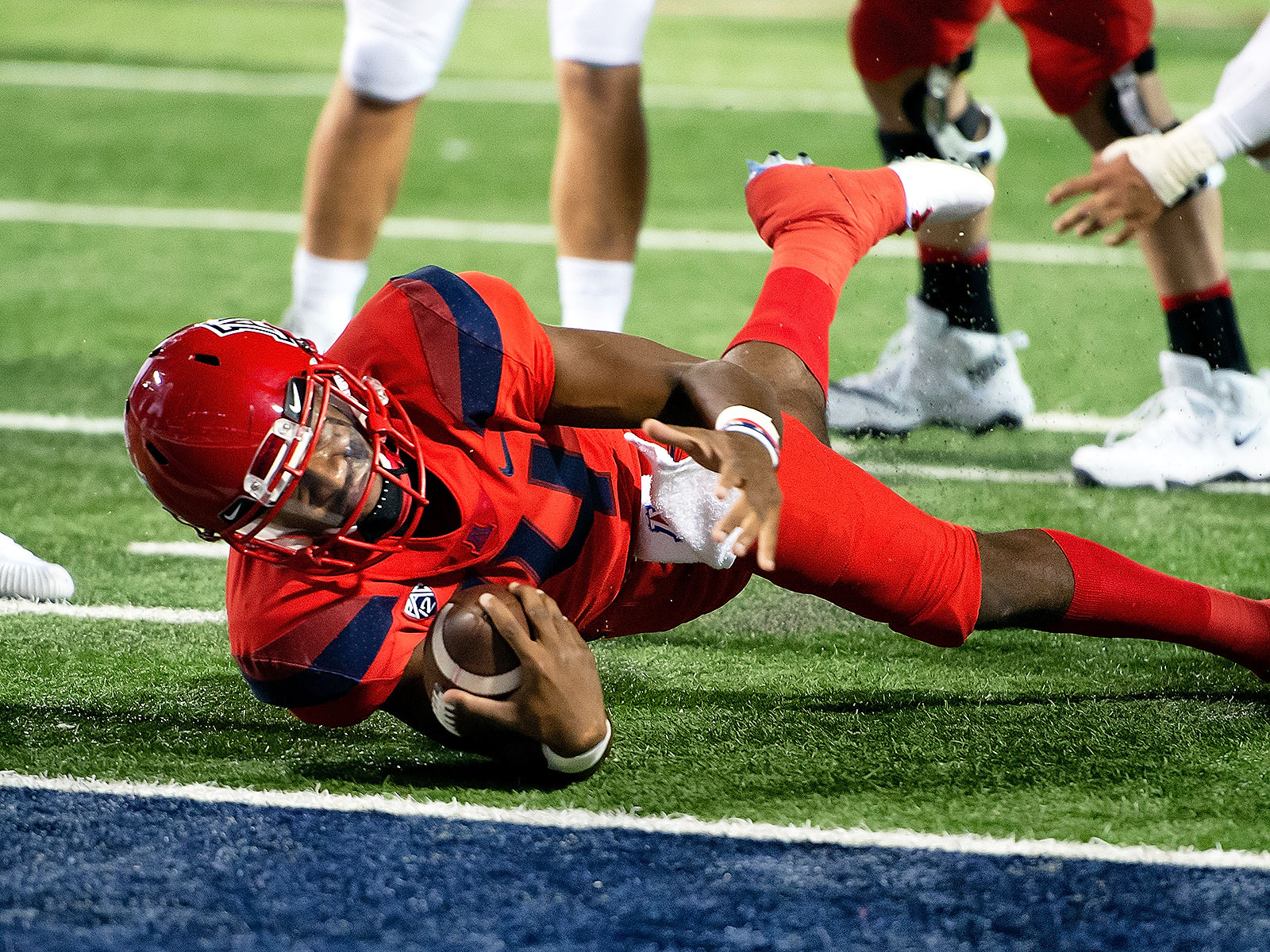 Khalil Tate Arizona Wildcats football