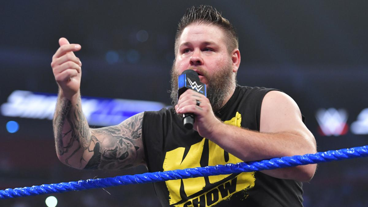 Kevin Owens: Previewing SummerSlam match with Shane McMahon
