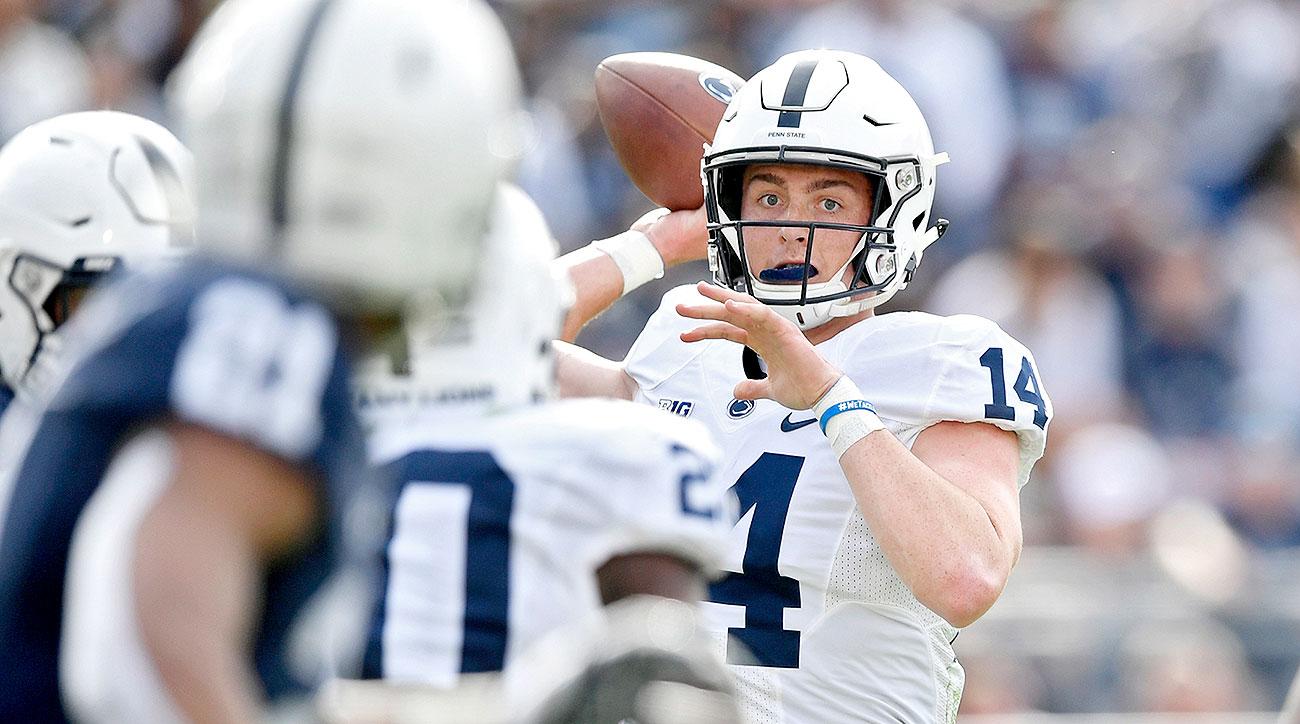 Penn State football 2019 preview QB Sean Clifford offense