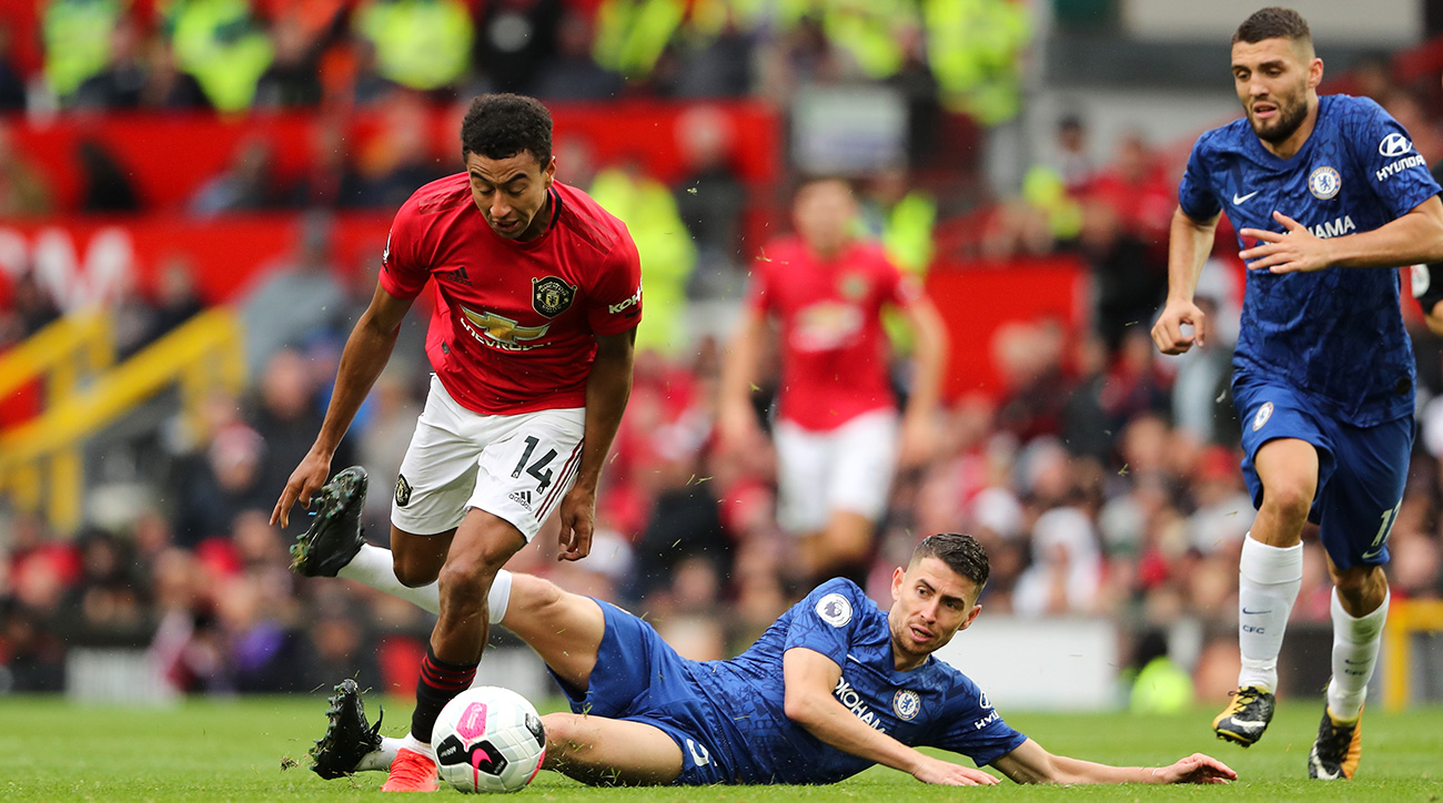 Chelsea lost to Man United in their season-opening match