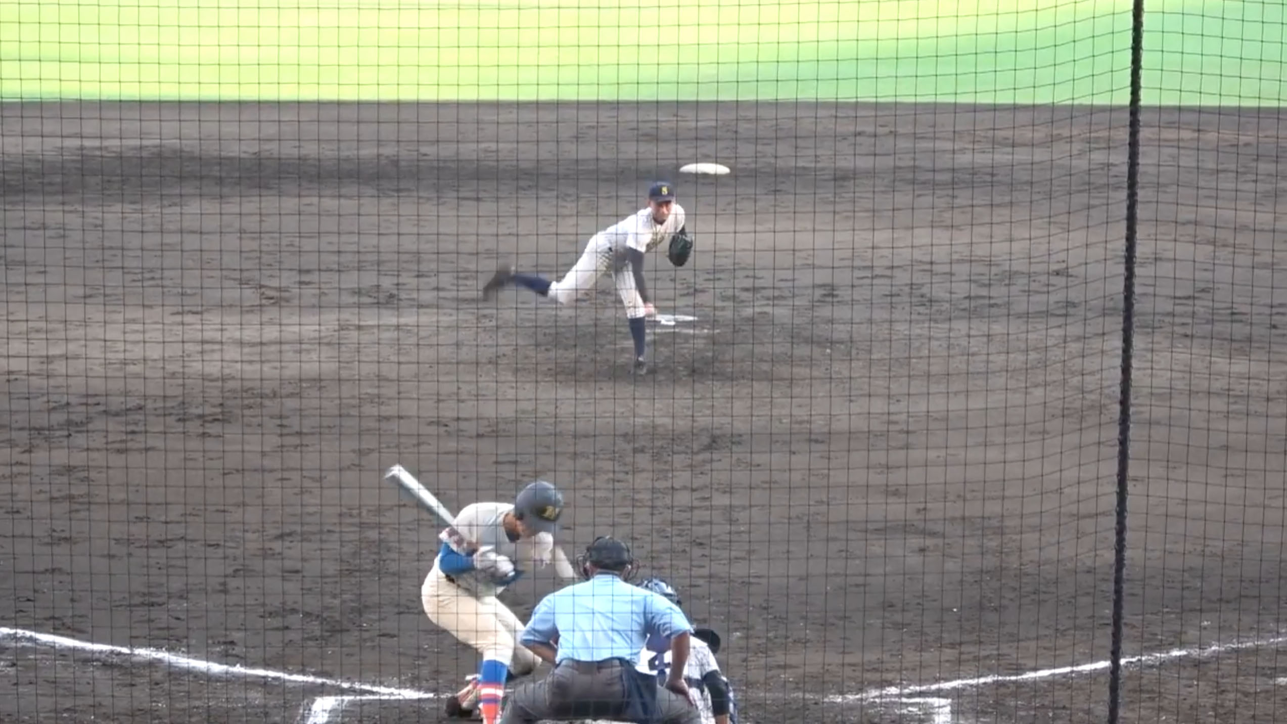 Koshien: Japanese high school baseball player is a good sport (video)