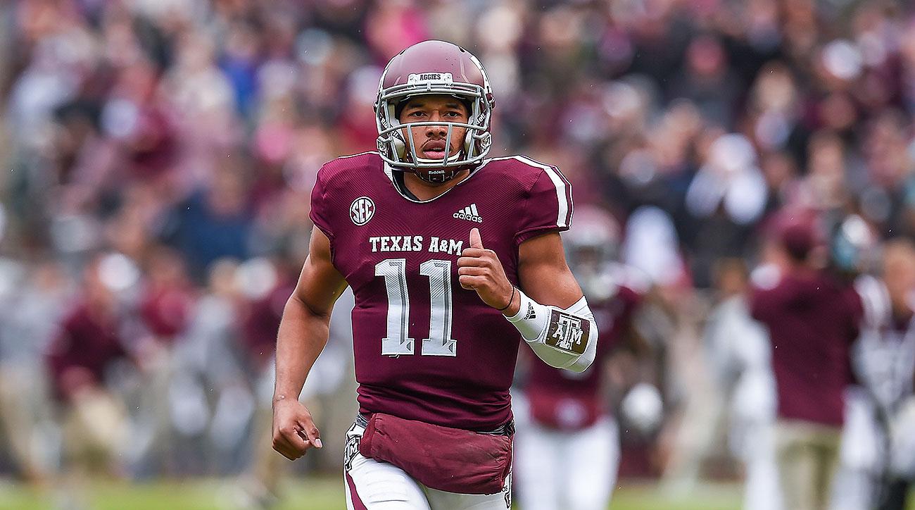 Texas A&M Aggies football Kellen Mond 2019