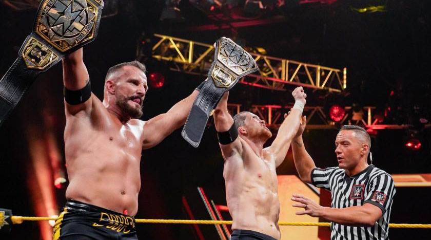 NXT moving to USA Network