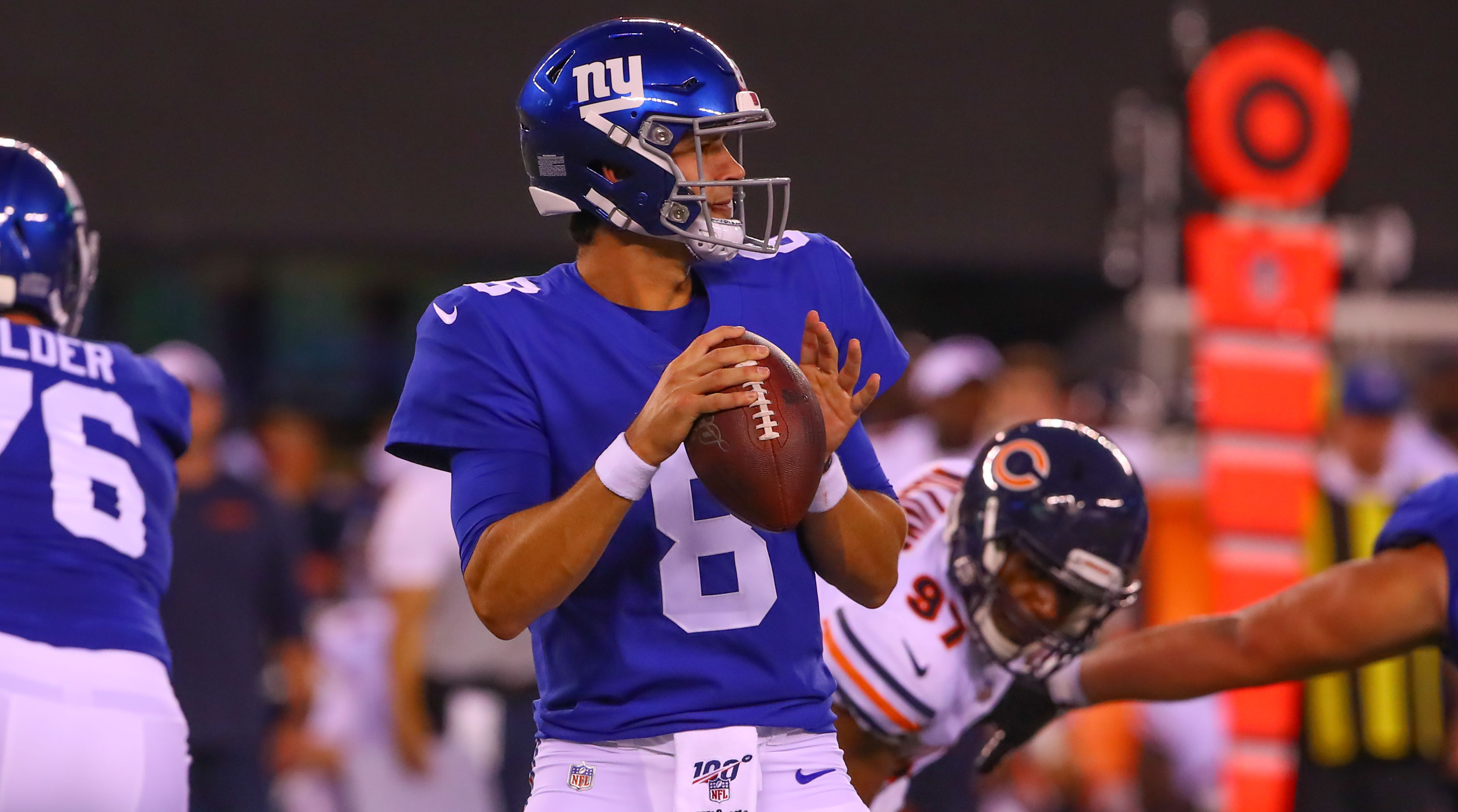 NFL: AUG 16 Preseason - Bears at Giants