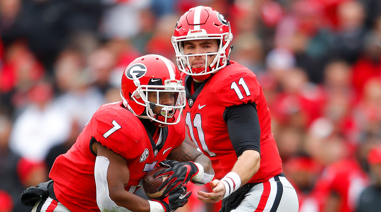 Georgia football 2019 preview Jake Fromm