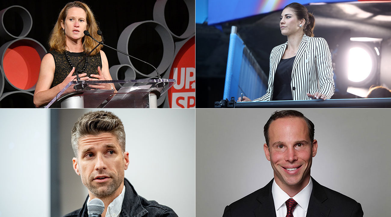 Previous candidates for U.S. Soccer president share their views on the USWNT's equal pay fight