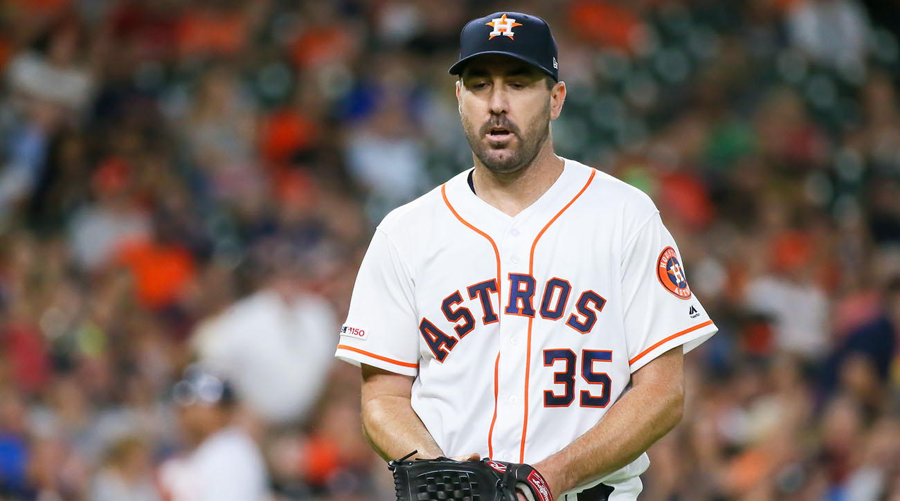 Astros prevent Detroit Free Press reporter from Justin Verlander's media session
